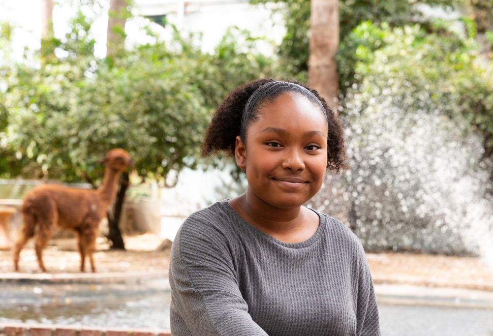 Genesis Butler is a 12-year-old animal rights activist from California.