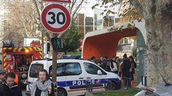 Cours suspendus à Saint Etienne après l'incendie