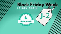 Avant le Black Friday, les meilleures promos de la Black Friday Week ce