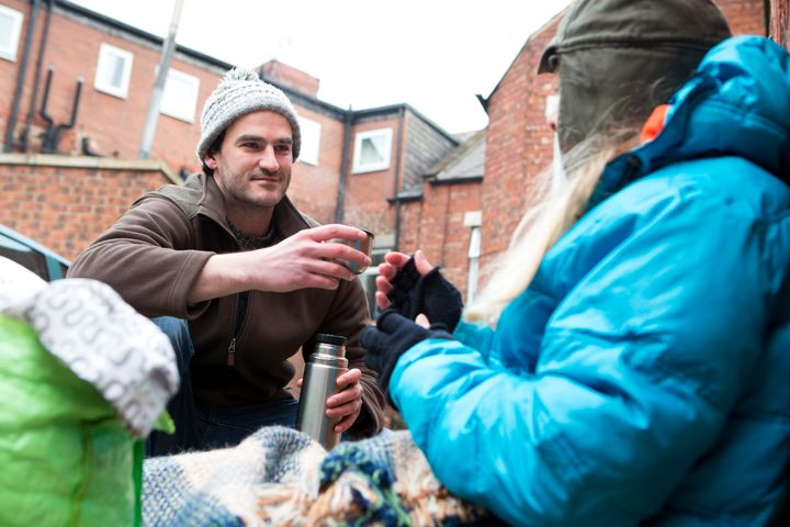 Between 150,000 to 300,000 people experience homeless in Canada every year.