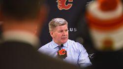 La LNH enquête sur les allégations d'insulte raciste de l'entraîneur des