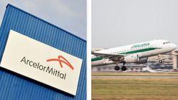 Ilva e Alitalia, l'utopia di una nuova