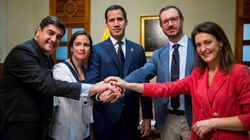 Diputados chavistas a Maroto en la Asamblea Nacional: