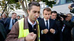 Ruffin se défend de toute collusion avec Macron après l'exhumation d'une vieille