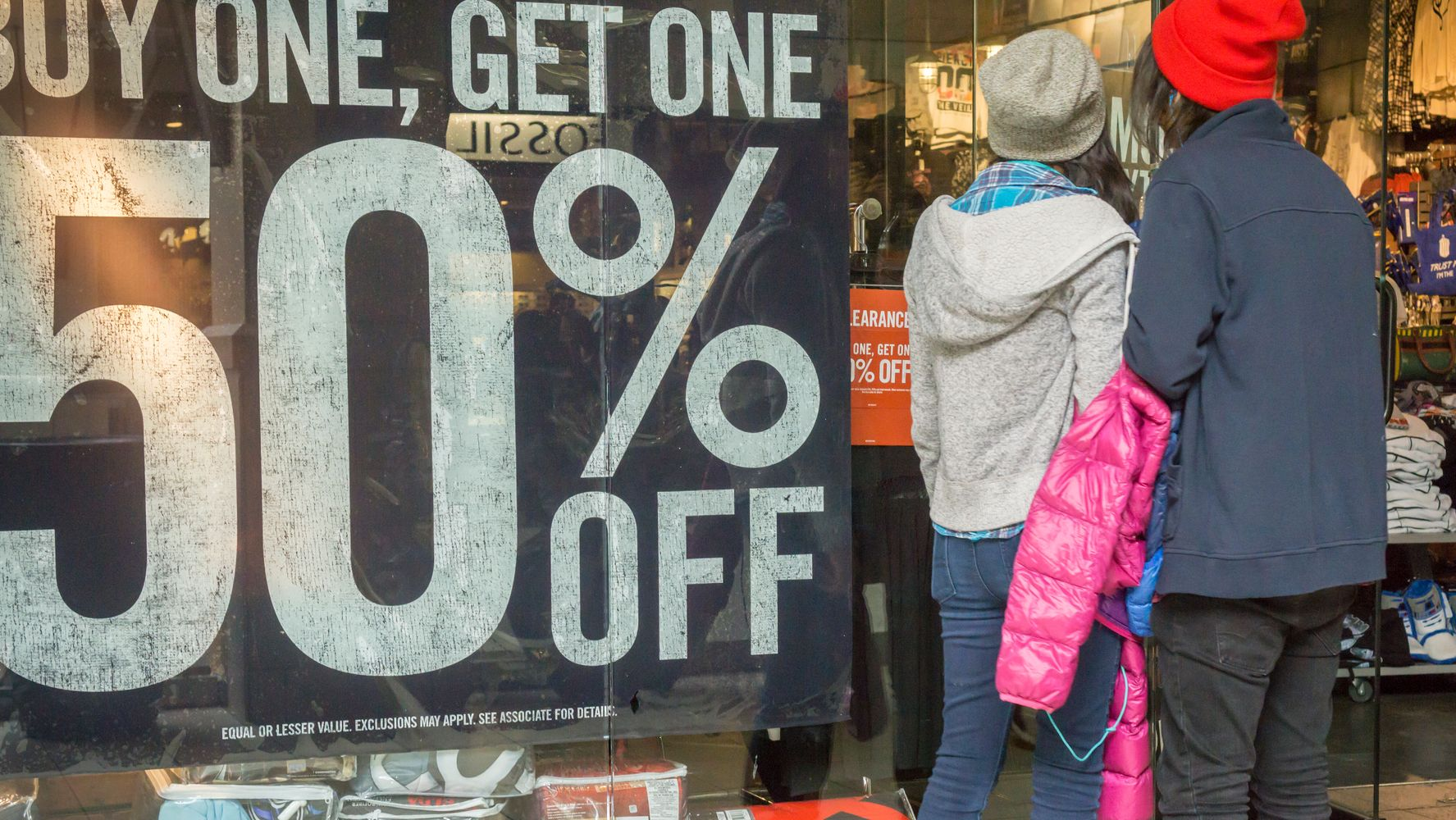 Black Friday Vs. Cyber Monday: Here's The Real Difference