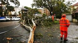 Sydney 5 Minute Storm Wreaks Havoc, Houses To Go Without