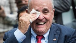 Truly Awful Rudy Giuliani Puns Are Running Rife On