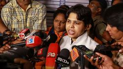Trupti Desai Cancels Sabarimala Visit As Kerala Police Refuses