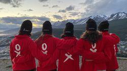 Diario de a bordo: Zarpamos hacia el continente blanco en la mayor expedición femenina de la