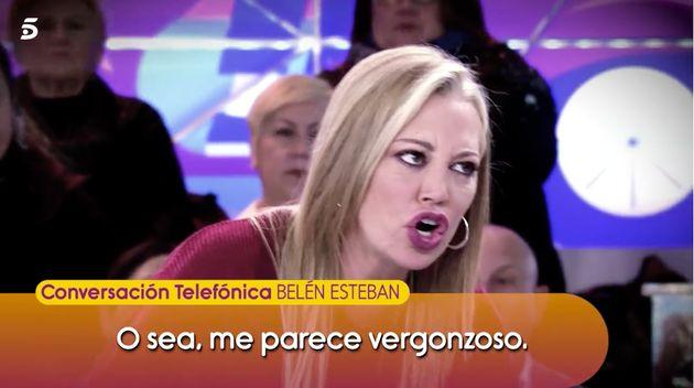 Belén Esteban 'en