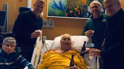 암 말기 할아버지의 마지막 소원을 이뤄준 가족들의
