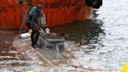 Confirman que el narcosubmarino hallado en Galicia llevaba 3 toneladas de