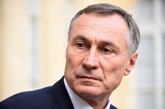 Le sénateur UDI du Haut-Rhin, Jean-Marie Bockel, a perdu son fils Pierre dans le crash d'hélicoptères...