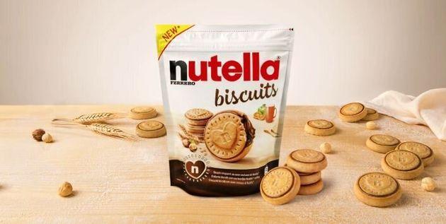 Perché non riuscite a trovare i Nutella biscuits sugli scaffali del