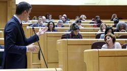 El Senado destina 1.300.000 euros a indemnizar a los