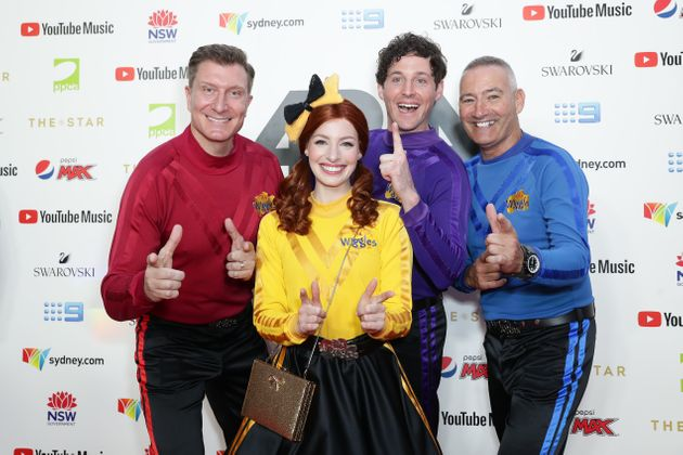 Simon Pryce, Emma Watkins, Lachlan Gillespie and Anthony Field of The