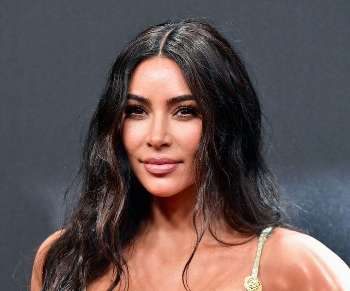 Kim Kardashian semble déjà prendre de bonnes résolutions.