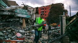 Rescuers Race To Find Albania Earthquake