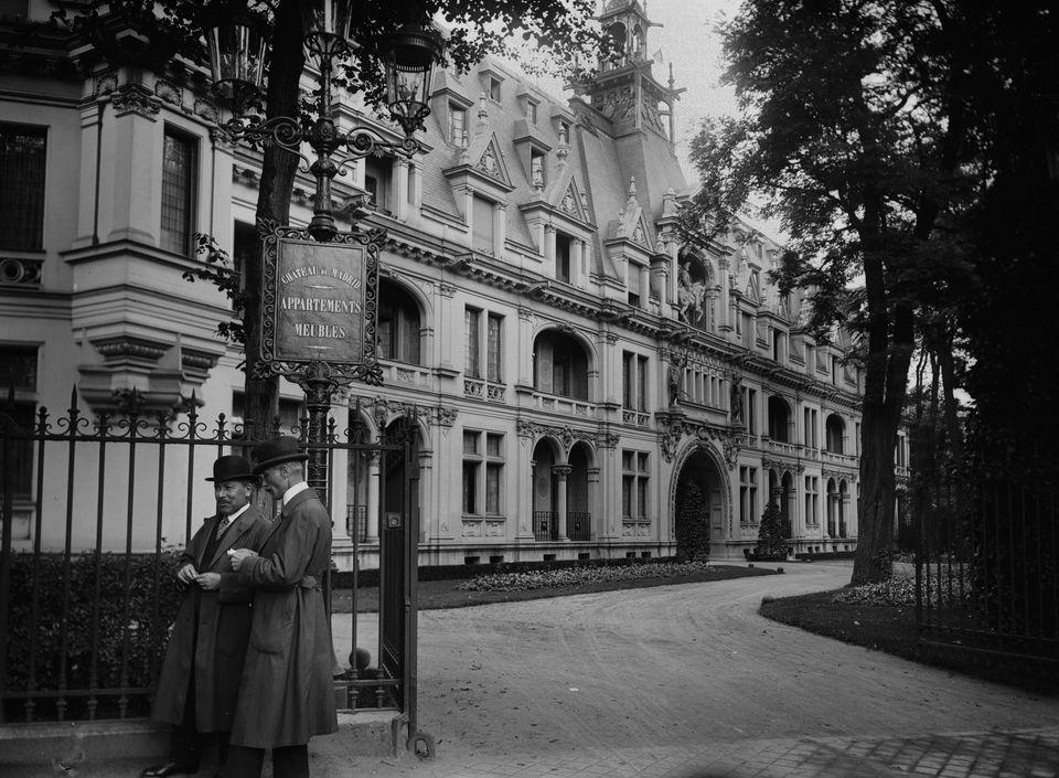 Γαλλία 1919: Το κάστρο της...