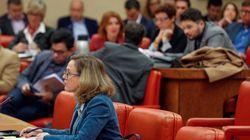 El Gobierno salva el decreto digital con el apoyo del PP y la abstención de