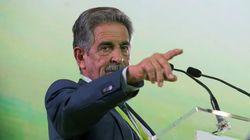 El 'recado' de Revilla al PP y a Ciudadanos ante las negociaciones de Sánchez con