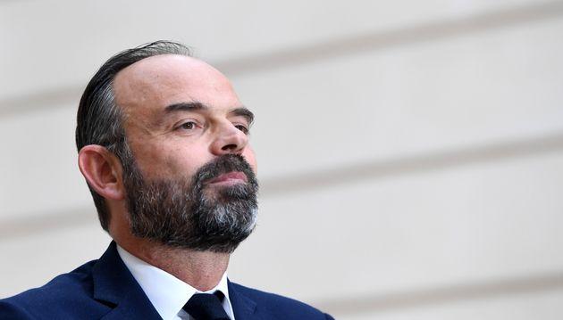 Edouard Philippe, ici à l'Élysée le 27 novembre