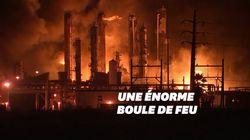 Au Texas, une explosion dans une usine chimique fait 3