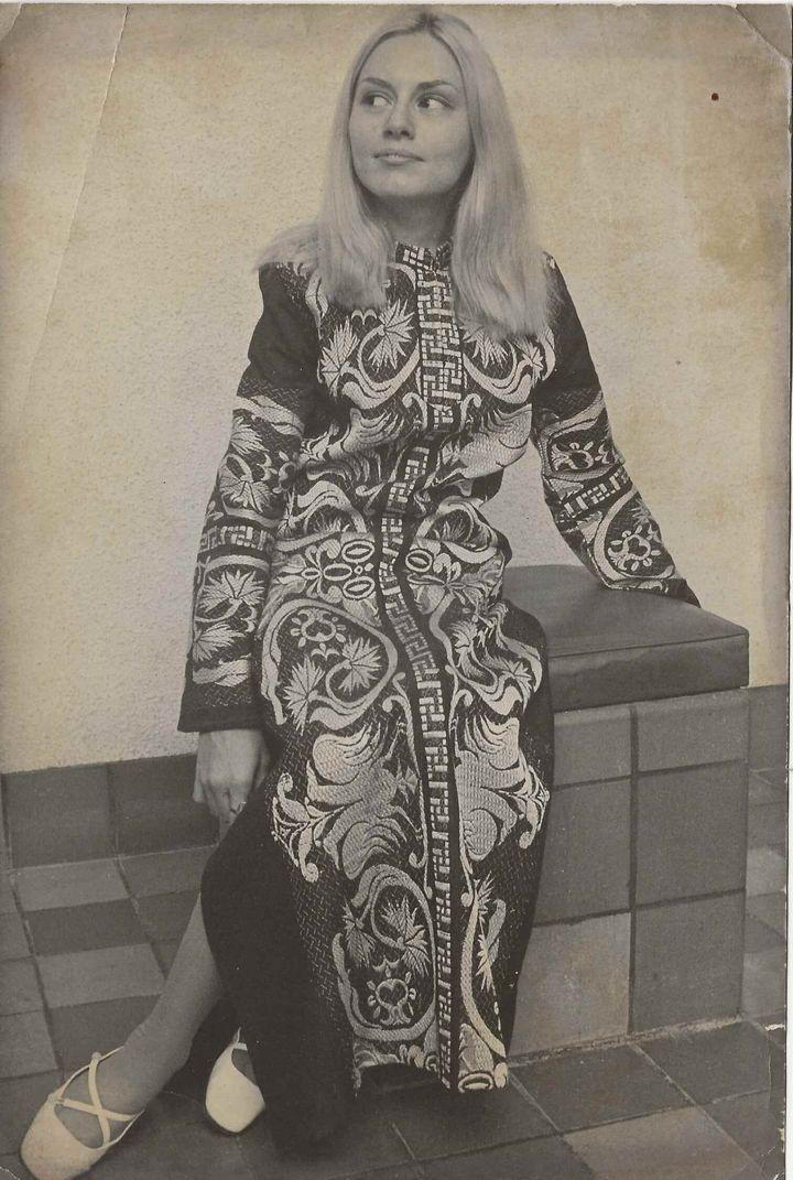 Nicole Gladu en 1969