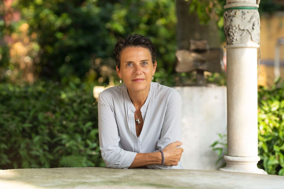 Karole Vail, curatrice della Collezione Guggenheim