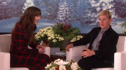 Dakota Johnson And Ellen Take Awkward To New Heights In Cringeworthy