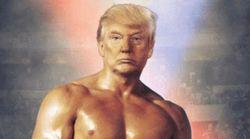 Donald Trump se prend pour