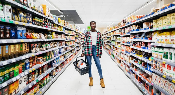 Yep, grocery stores can be overwhelming, but we can help.