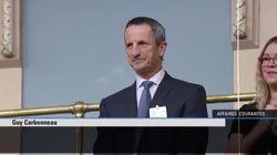 Enrico Ciccone rend un vibrant hommage à Guy Carbonneau à l'Assemblée