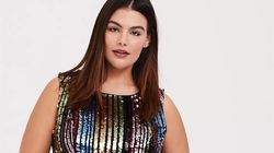 Sparkly Dresses And Jumpsuits To Wear To Your Office Holiday