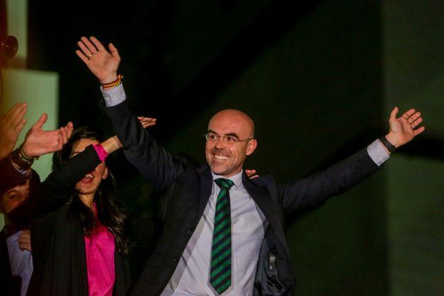 Imagen de archivo de Jorge Buxadé, eurodiputado de