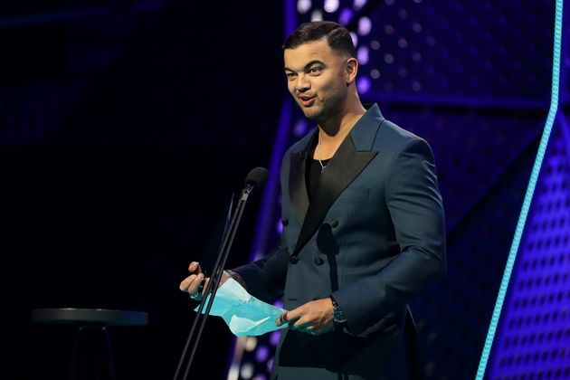 Guy Sebastian at the 2019