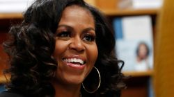 Michelle Obama Shares 'Happy Thanksgiving' Message With Rare Full-Family