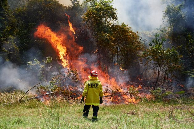 Firefighters continue to battle to contain bushfires across