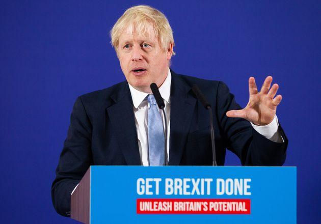 UK Prime Minister Boris