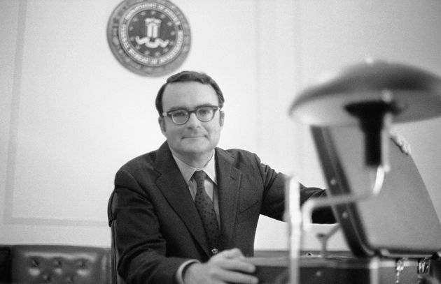 Ruckelshaus as the first head of the Environmental Protection Administration in