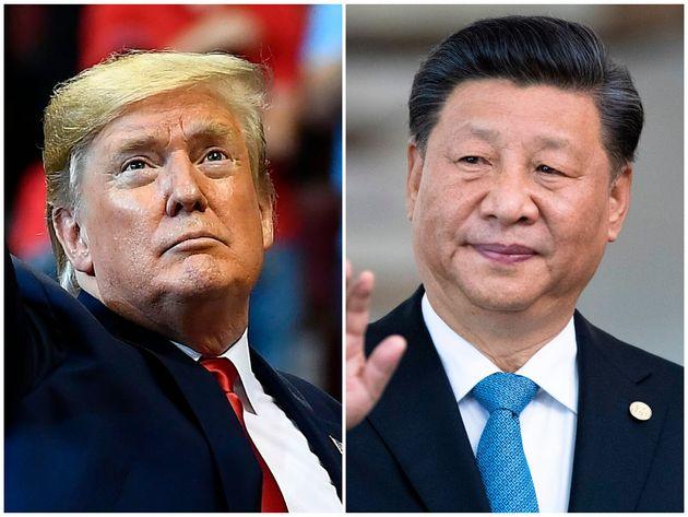 香港人権法」とは? トランプ大統領の署名で成立、中国は強い反発【3分 ...