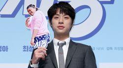 박정민이 '펭수 경쟁작 홍보 소식'에 심경을