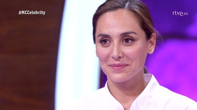 Tamara Falcó, en la final de 'MasterChef