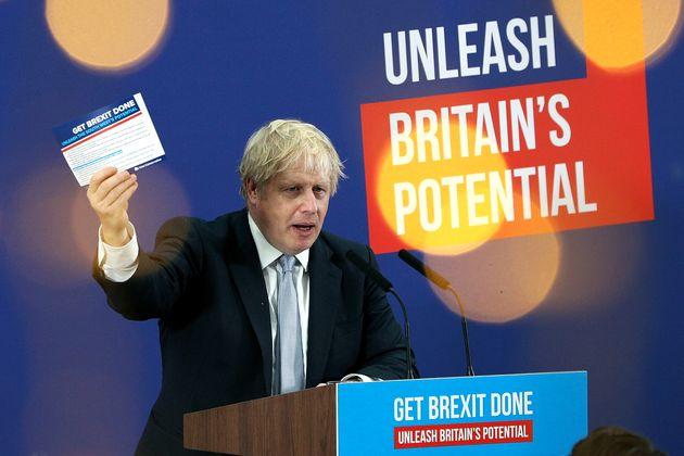 Βρετανία: Ευρεία πλειοψηφία των Συντηρητικών στις εκλογές της 12ης Δεκεμβρίου δείχνει νέα