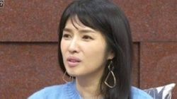 김경란이 이혼 경험을 언급하다가 눈물을 흘렸다