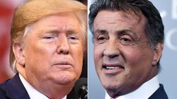 Trump Shares Shirtless Snap Of Himself As Rocky Balboa, Gets KO'd On
