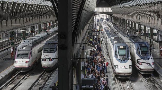 Los operadores públicos SNCF y Trenitalia, con Ilsa, futuros rivales de