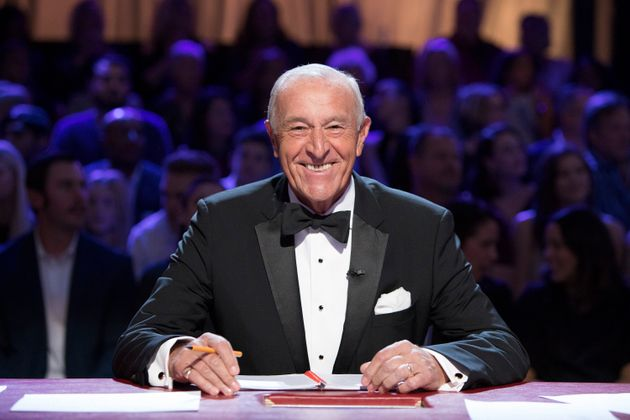 Len on the Dancing With The Stars