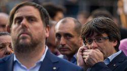 El Tribunal de Cuentas cita a Puigdemont y Junqueras por los gastos del