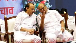 Drama In NCP: Ajit Pawar Pushes For Cabinet Post, Sharad Pawar In No Mood To